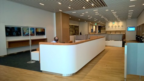 Lufthansa Business Lounge Schengen Satellite Munich