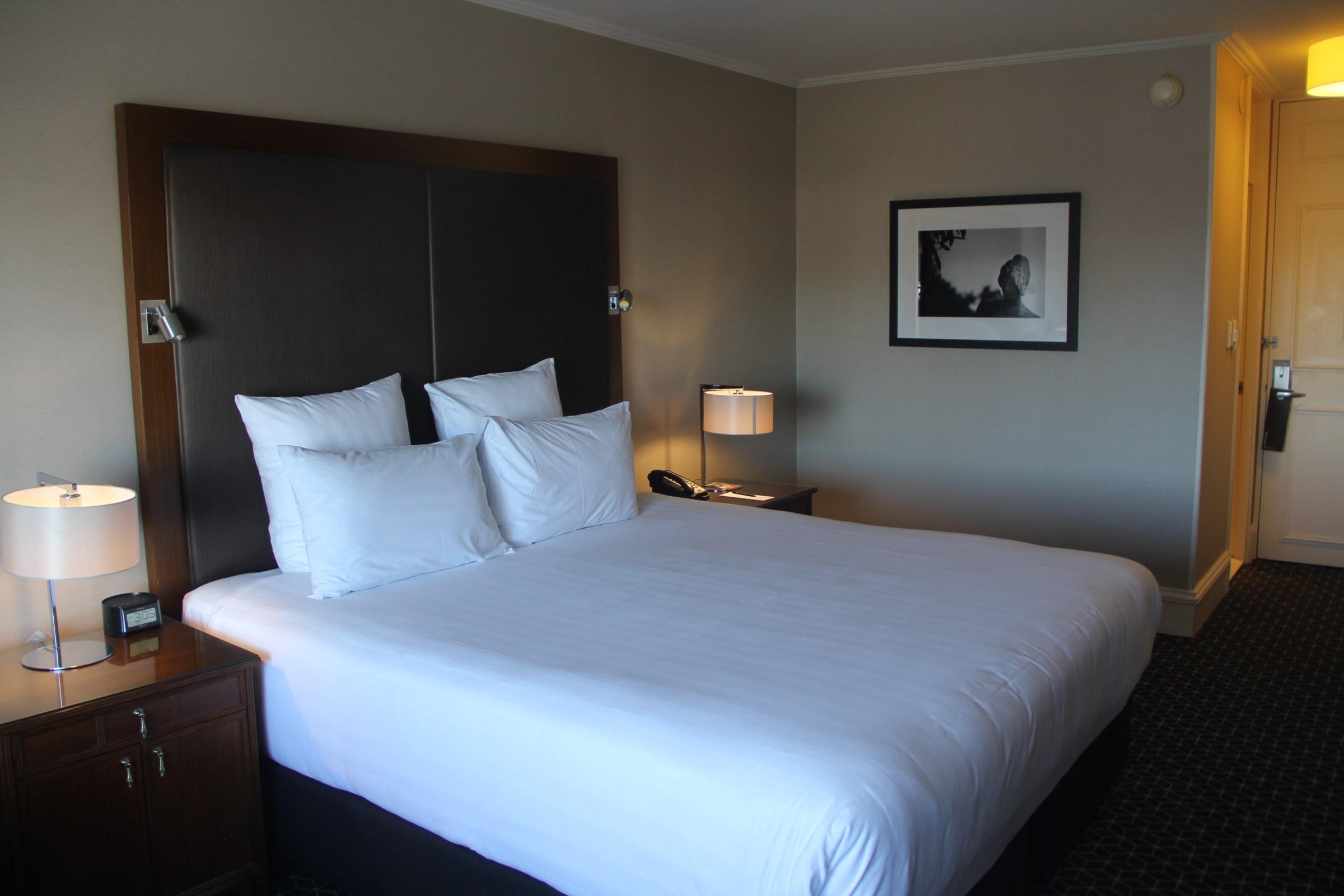 Pullman Auckland Superior Room