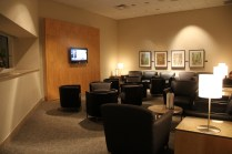 AA Admirals Club DFW Seating
