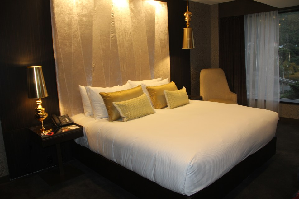 Sofitel Wellington Superior Room