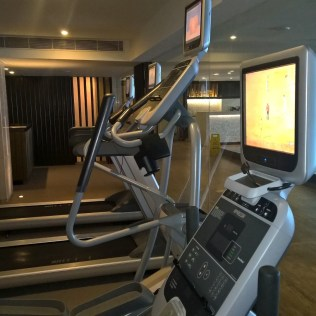 JW Marriott Mussoorie Gym