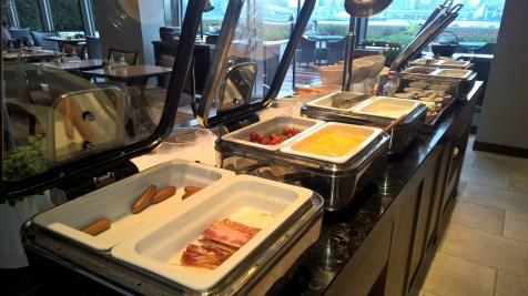 Hilton Tokyo Odaiba Breakfast