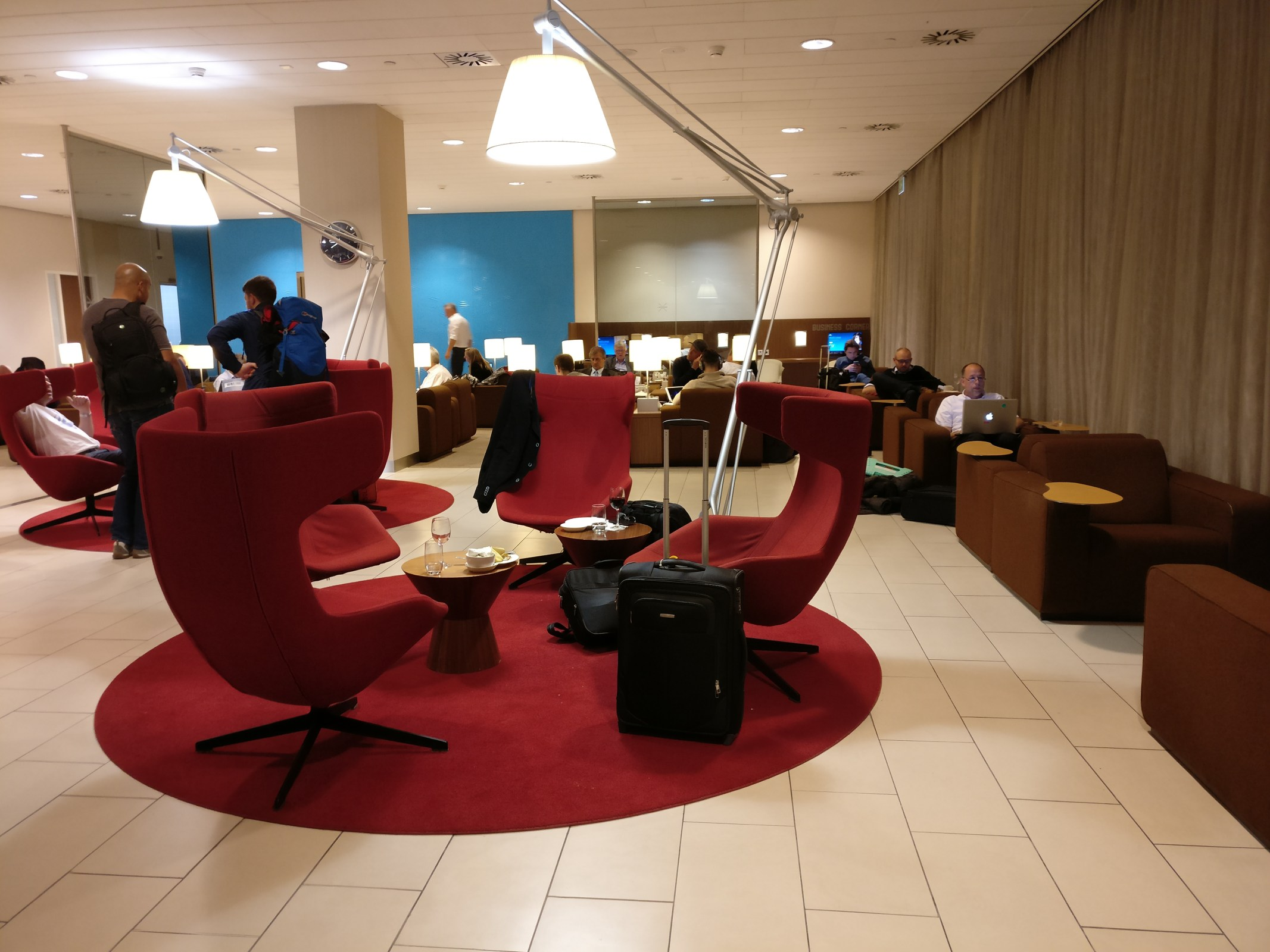 KLM Crown Lounge Amsterdam 25