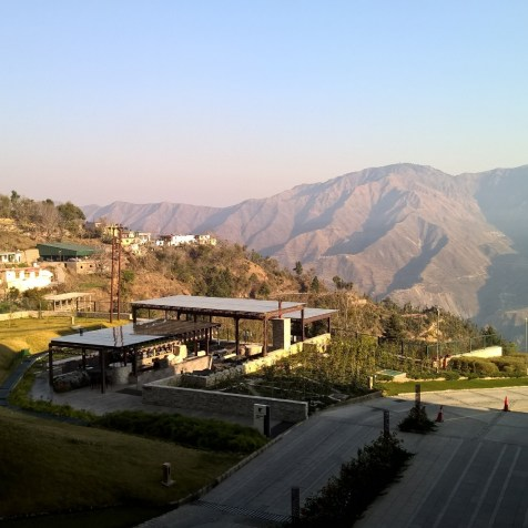 JW Marriott Mussoorie Executive Suite
