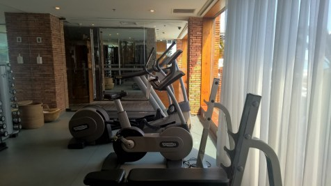 Hotel Fasano Rio de Janeiro Gym