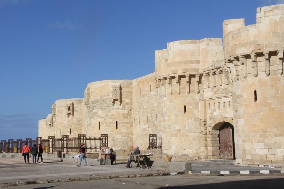 Alexandria Citadel of Qaitbay