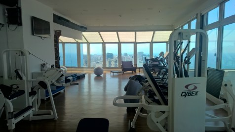 Caesar Park Hotel Rio de Janeiro Gym