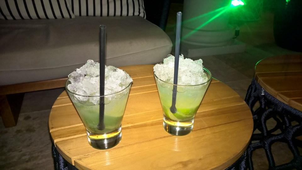 Caesar Park Hotel Rio de Janeiro Welcome Drink