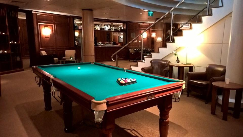 Hilton Royal Parc Soestduinen Pool Table