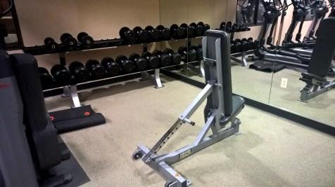 Hyatt Regency DFW Gym