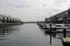 Sydney Barangaroo Pier
