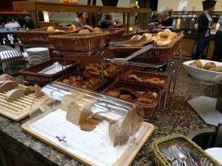 Hilton Dresden Breakfast
