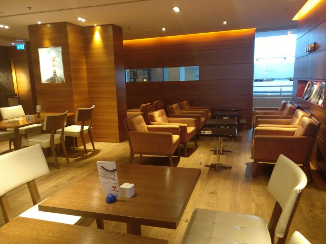 Hilton Dresden Executive Lounge
