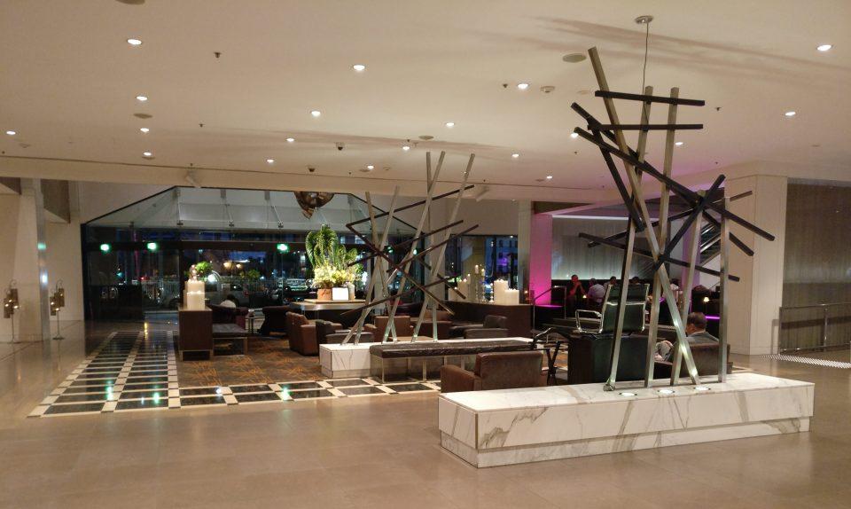 Sofitel Brisbane Lobby
