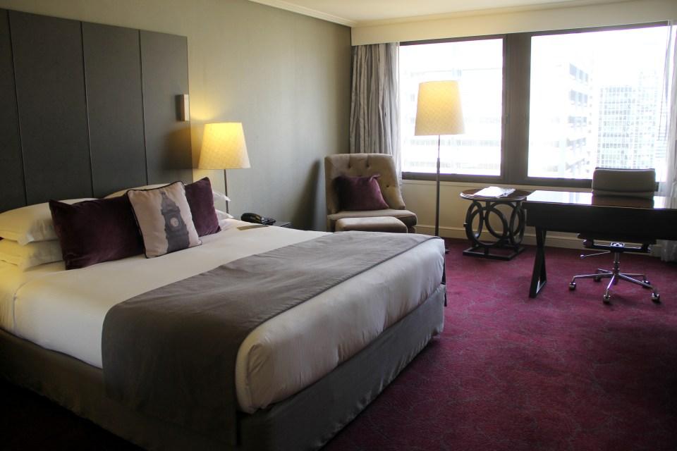 Sofitel Brisbane Luxury Room