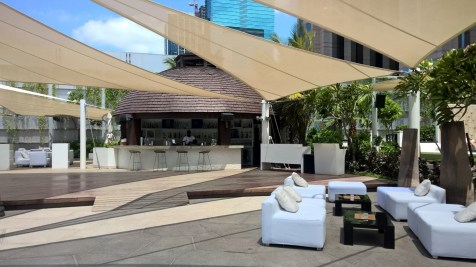 Conrad Dubai Beach Club