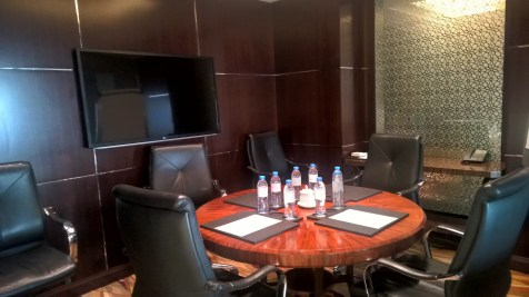 Conrad Dubai Executive Lounge
