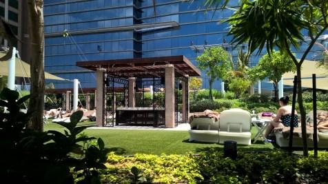 Conrad Dubai Garden