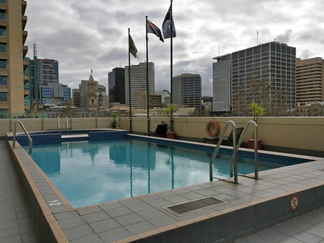 Hilton Adelaide Pool