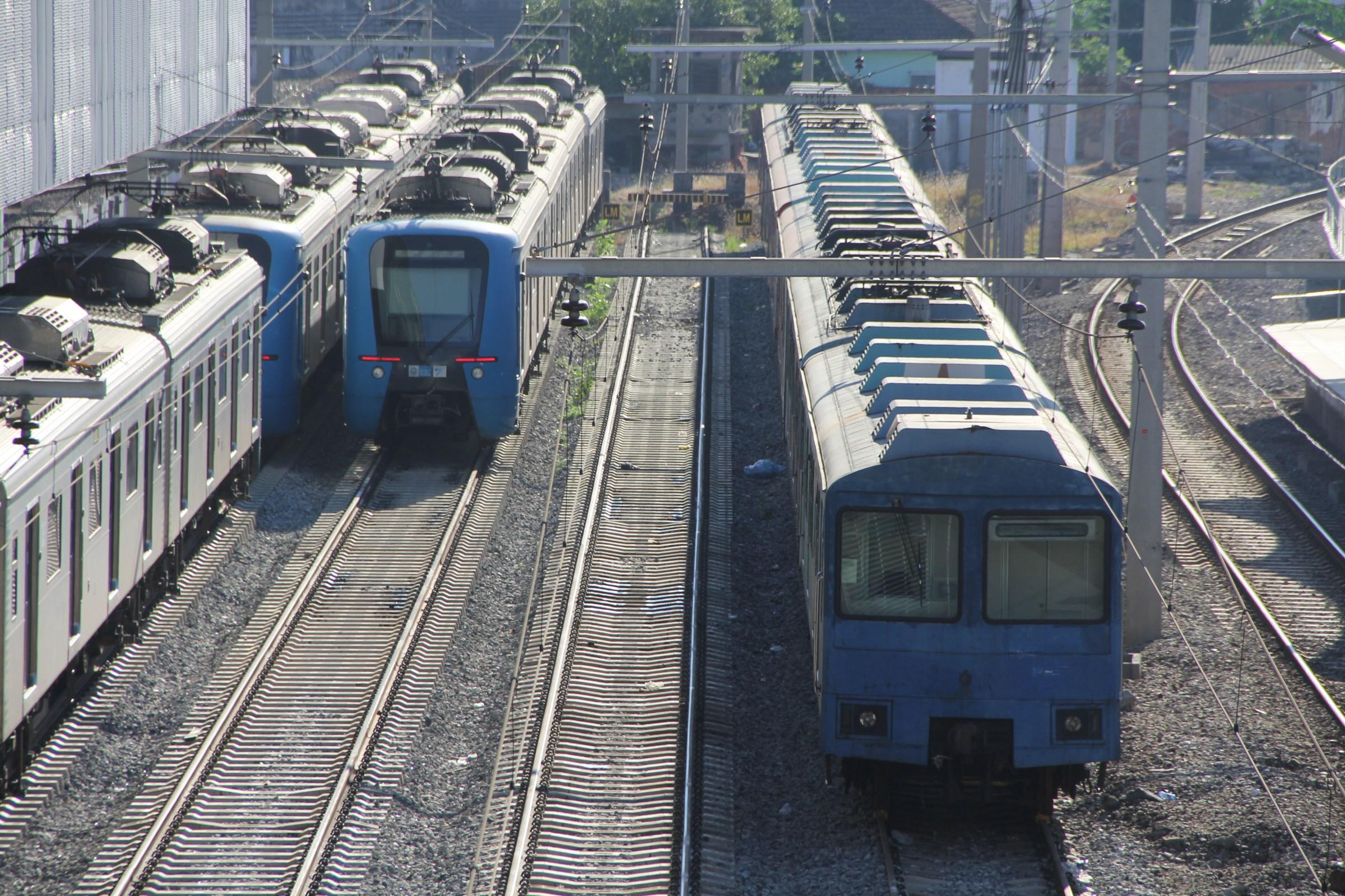 Rio de Janeiro Train