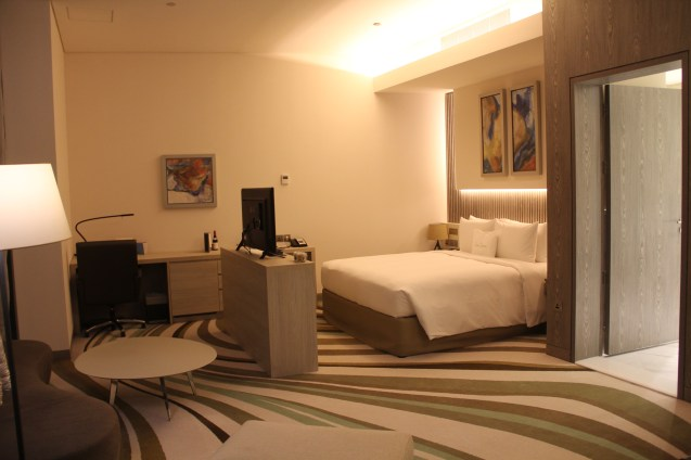 DoubleTree Doha Old Town Panoramic Studio