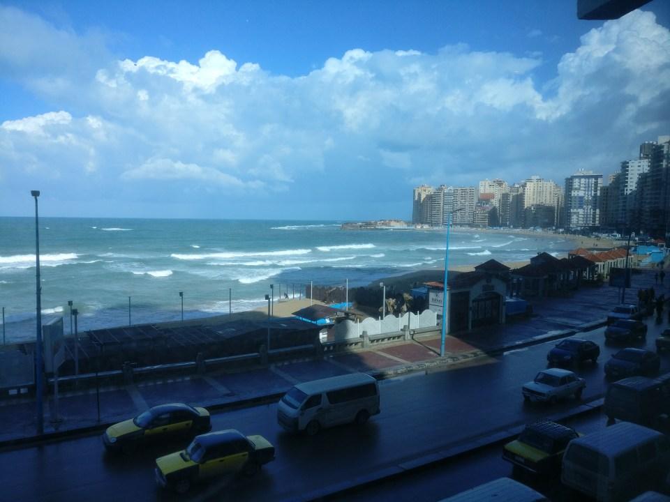 Hilton Alexandria Corniche View