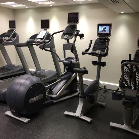 Hilton Garden Inn Birmingham Brindleyplace Gym