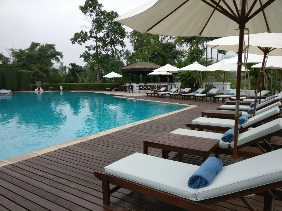 La Residence Hue Pool