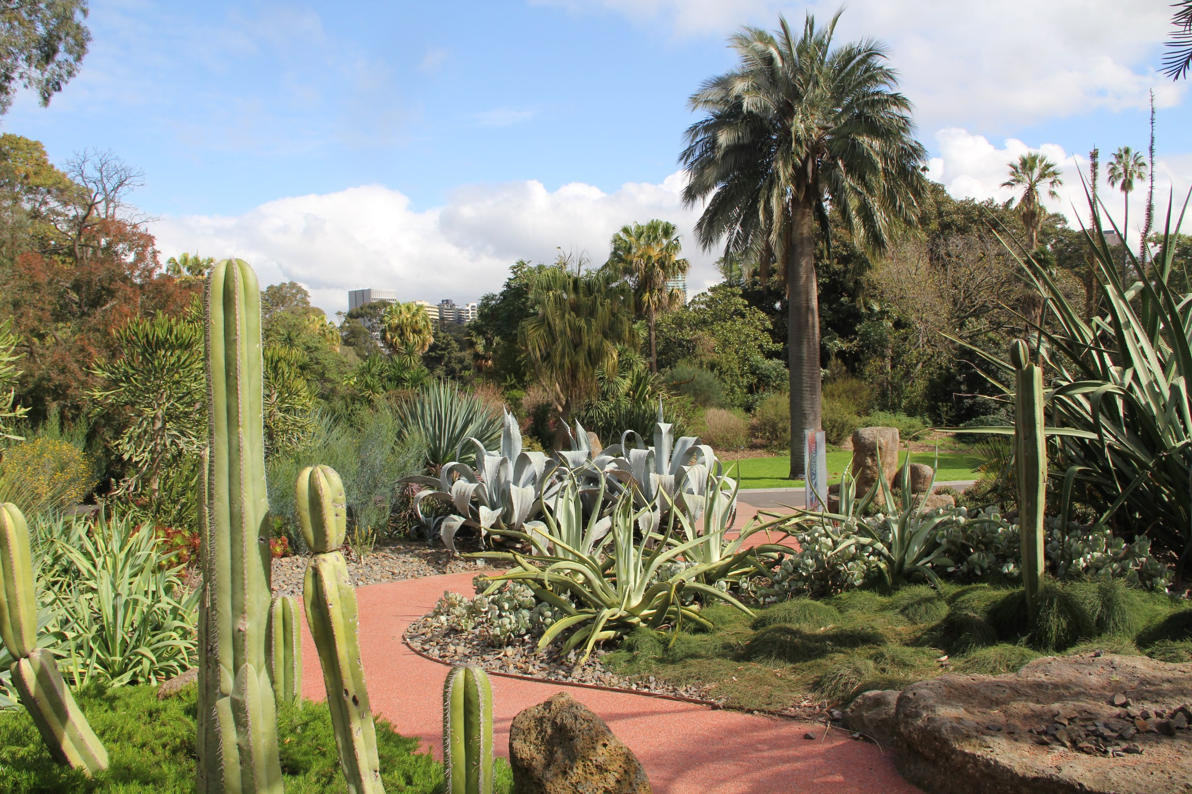 Royal Botanical Garden Melbourne