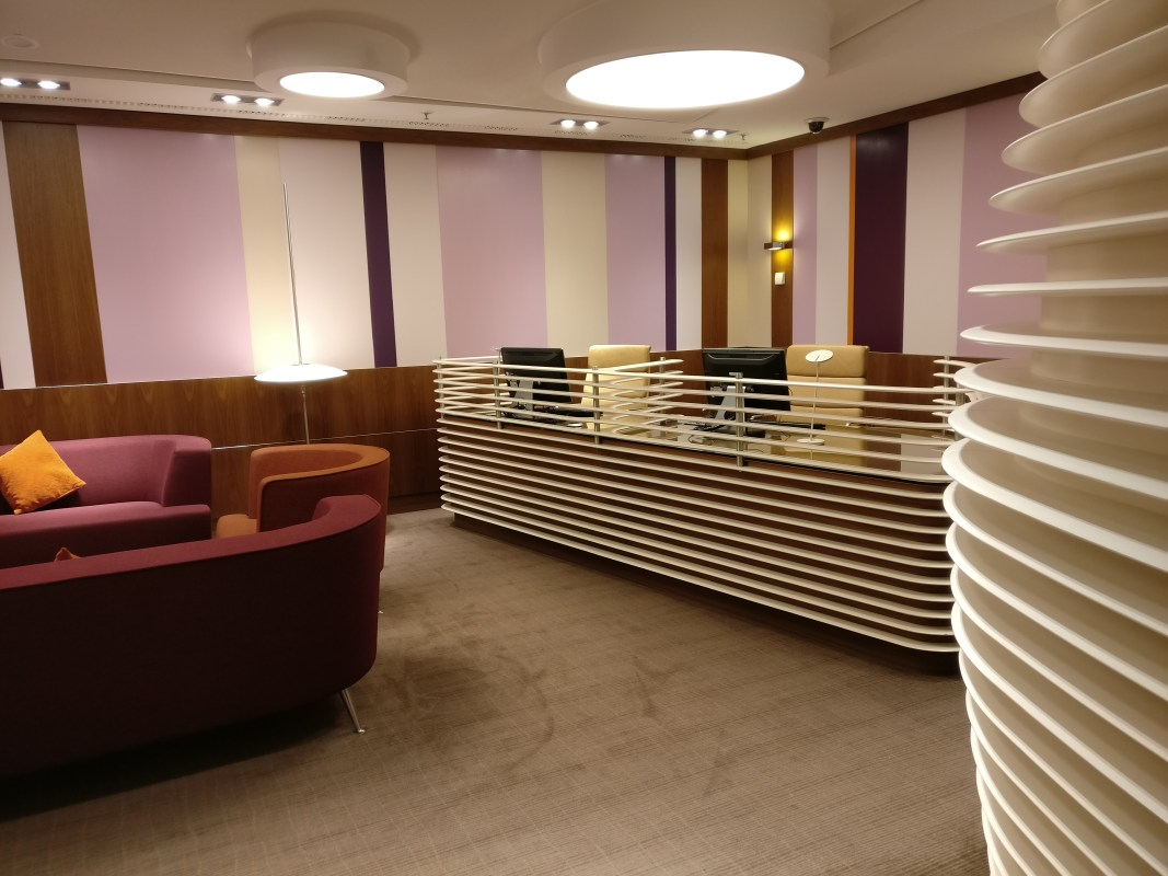 Hilton Garden Inn Birmingham Brindleyplace Lobby