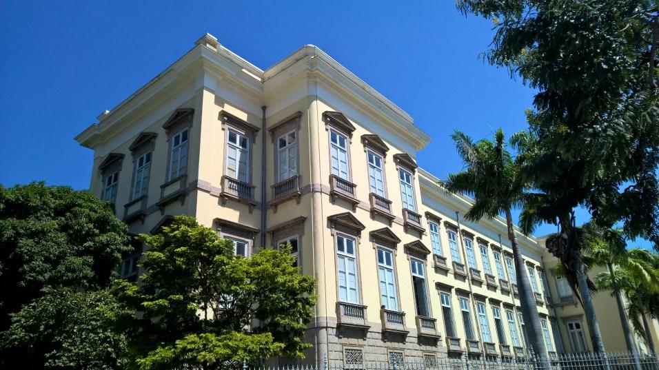 Rio de Janeiro Instituto Benjamin Constant