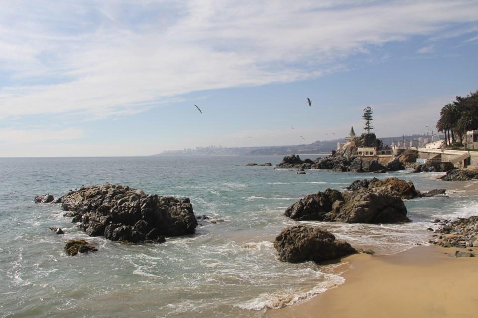 Vina del Mar Beach