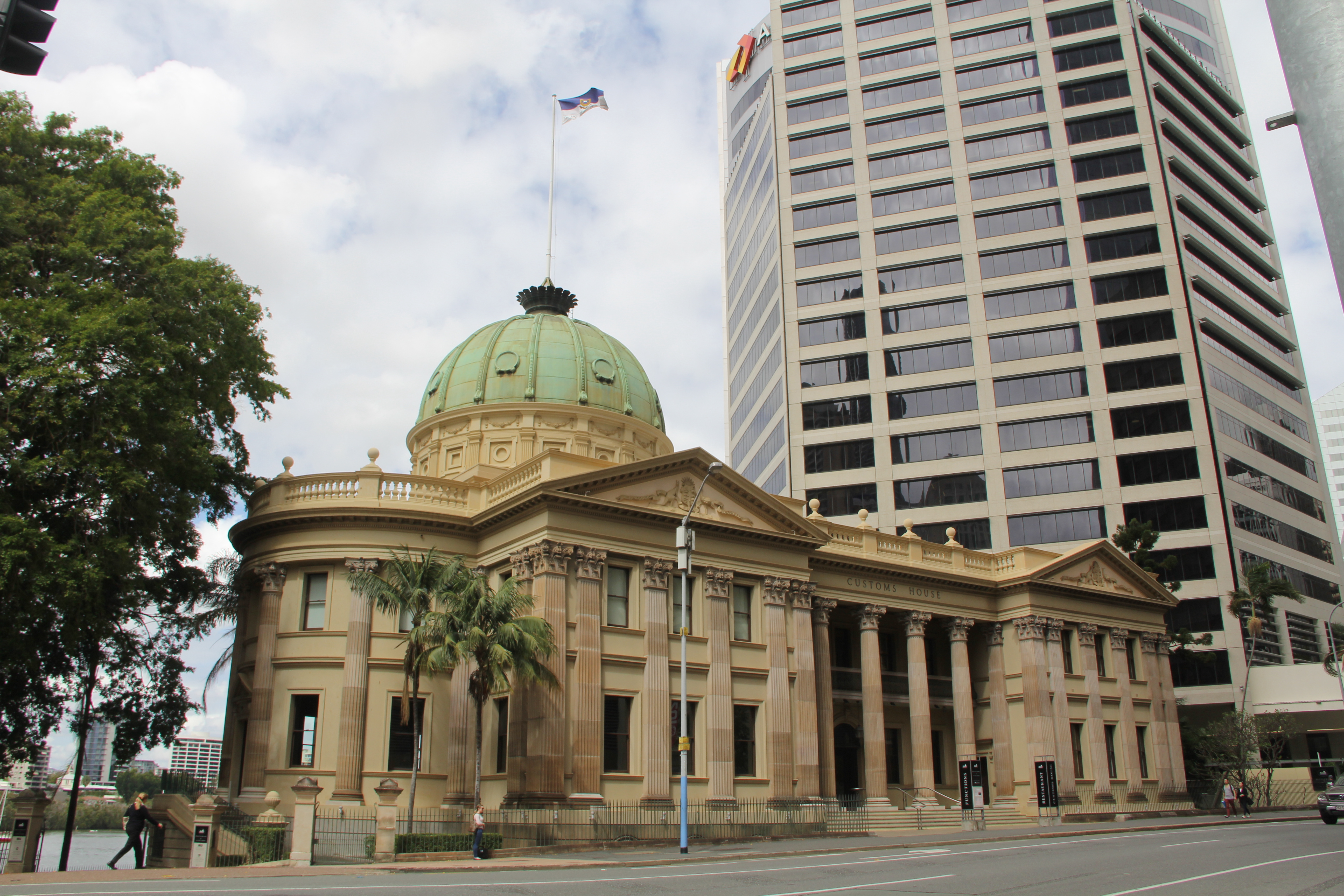 Brisbane Customs House