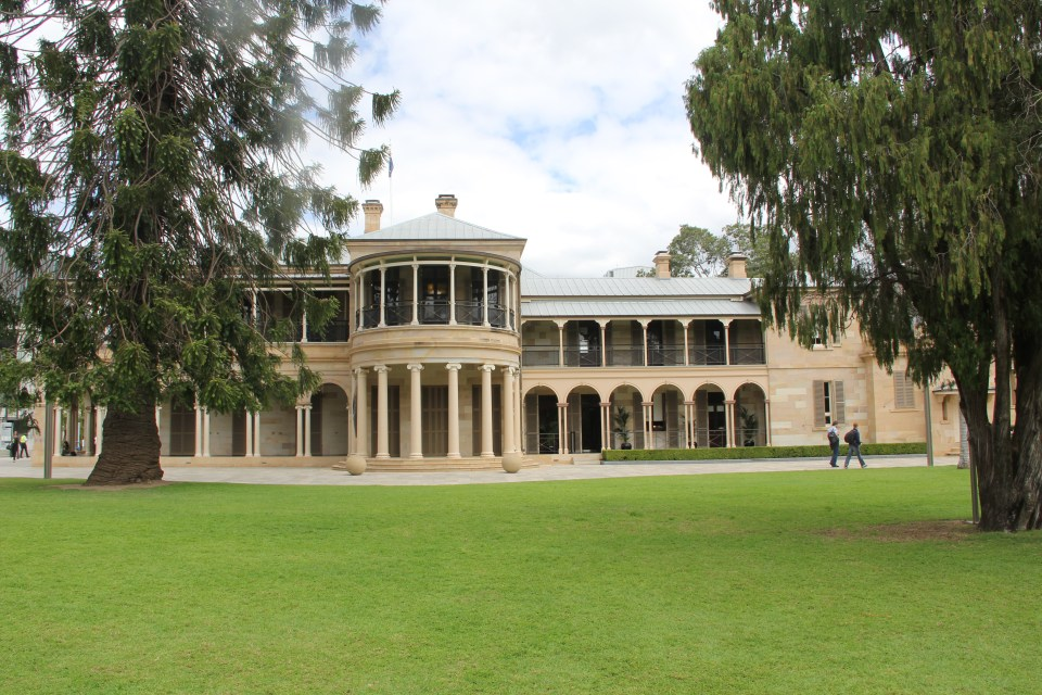 Brisbane Old Government House