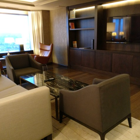 Hilton Ankara Executive Lounge