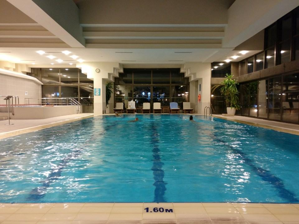 Hilton Ankara Pool