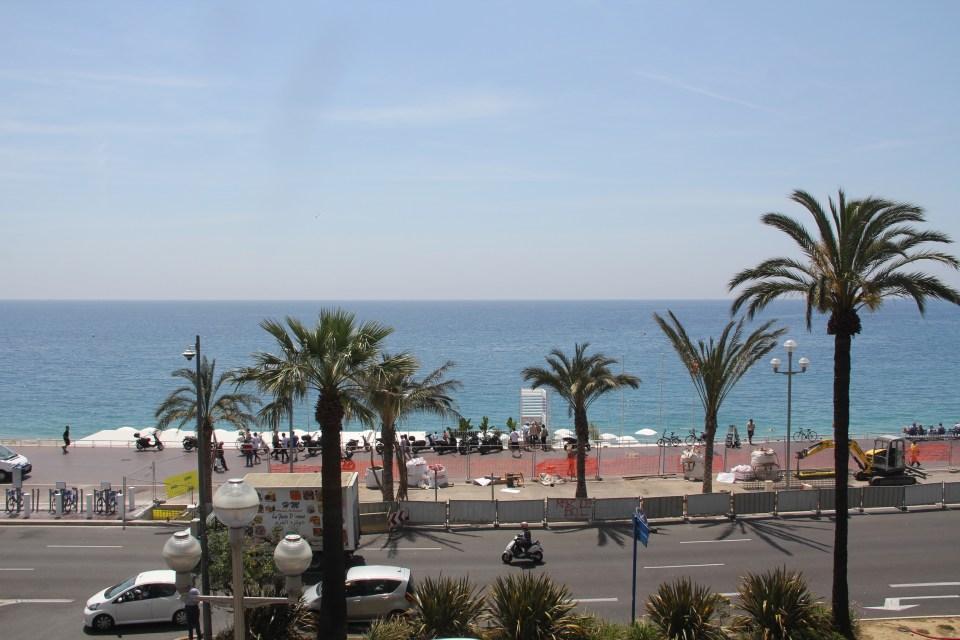 Mercure Nice Promenade des Anglais Privilege Room View