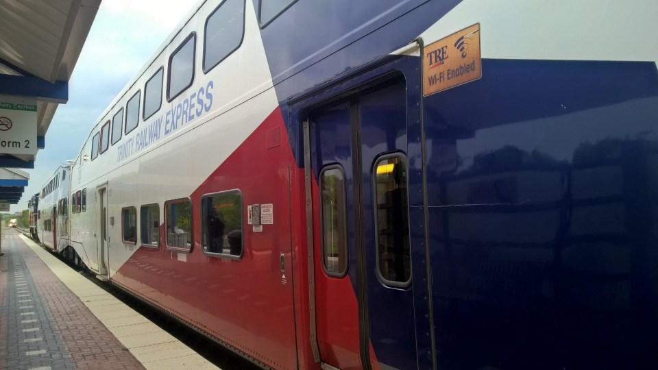 Railway Express Dallas (DFW) Airport
