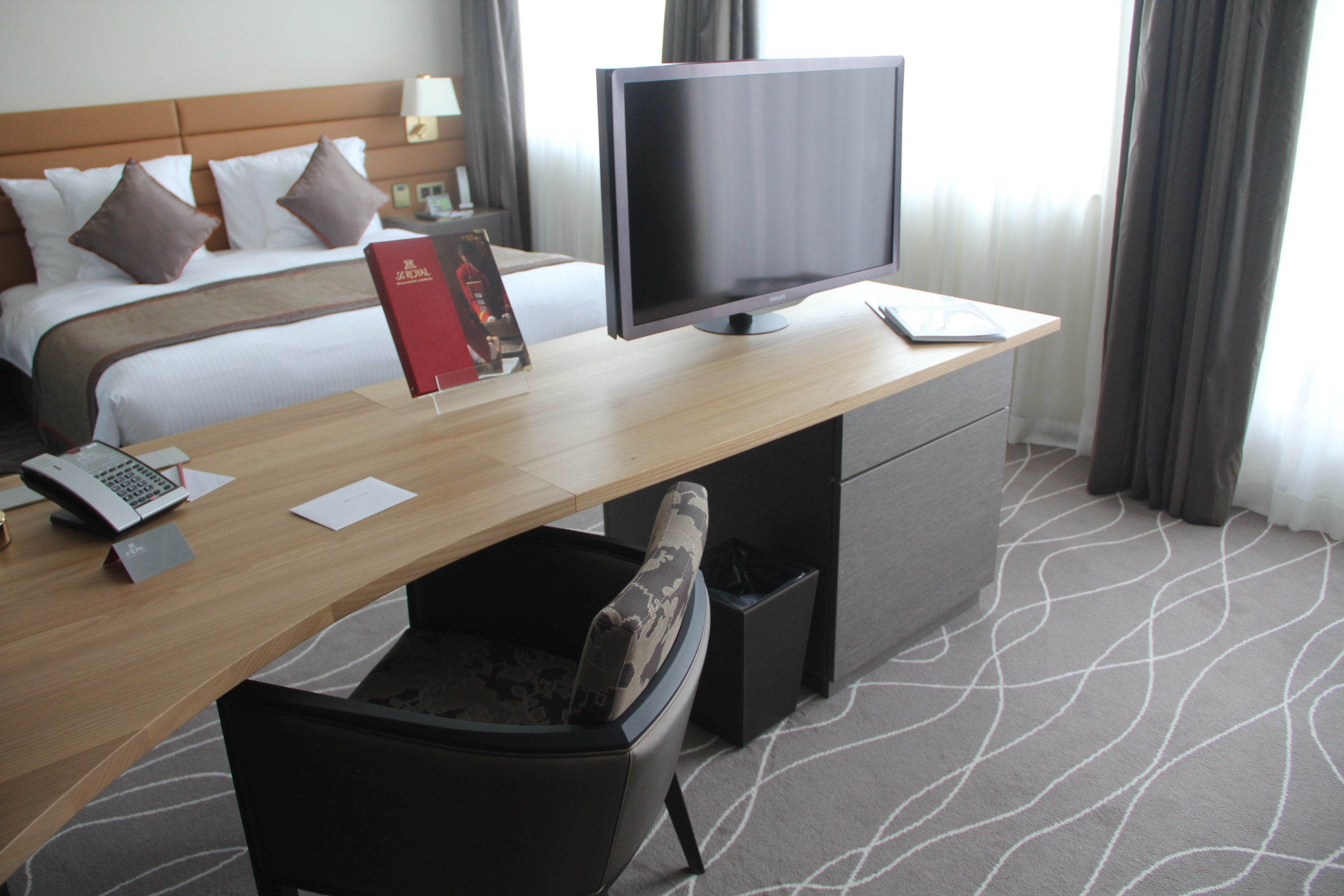 Le Royal Hotel Luxembourg Privilege Room