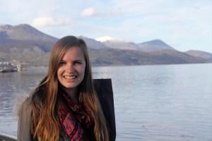 Anna in Ushuaia
