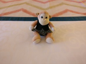 Conrad Bali King Oceanfront Room Stuffed Animal Mila