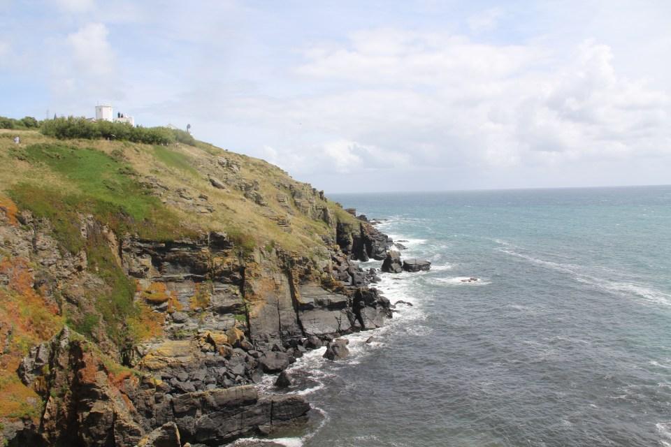 Cornwall Lizard Point