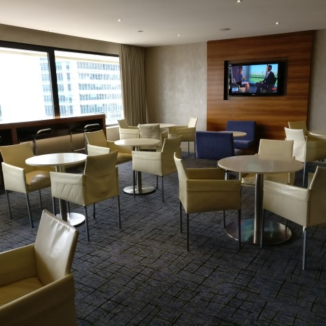 Hilton Brisbane Executive Lounge