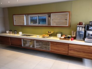 Hilton Brisbane Executive Lounge Buffet