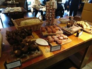 Hilton Queenstown Breakfast