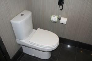 Hilton Queenstown Deluxe Lake View Room Bathroom
