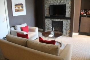 Hilton Queenstown Lake Wakatipu Suite