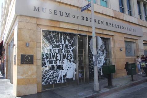 Hollywood Museum of Broken Relationships