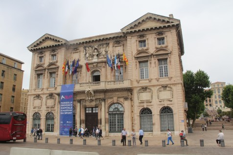 Marseille City Hall
