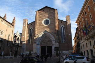 Santa Anastasi Church Verona